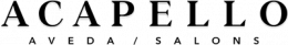 Acapello Aveda Salons Logo 2021