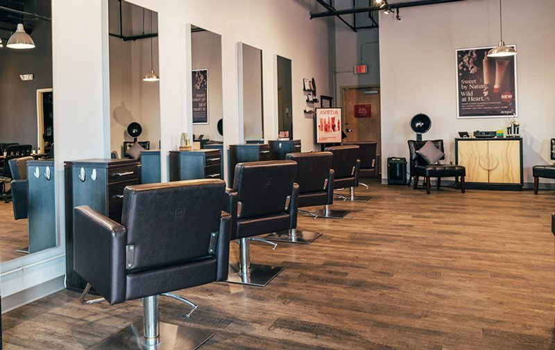 Acapello Salons in Falmouth, Maine